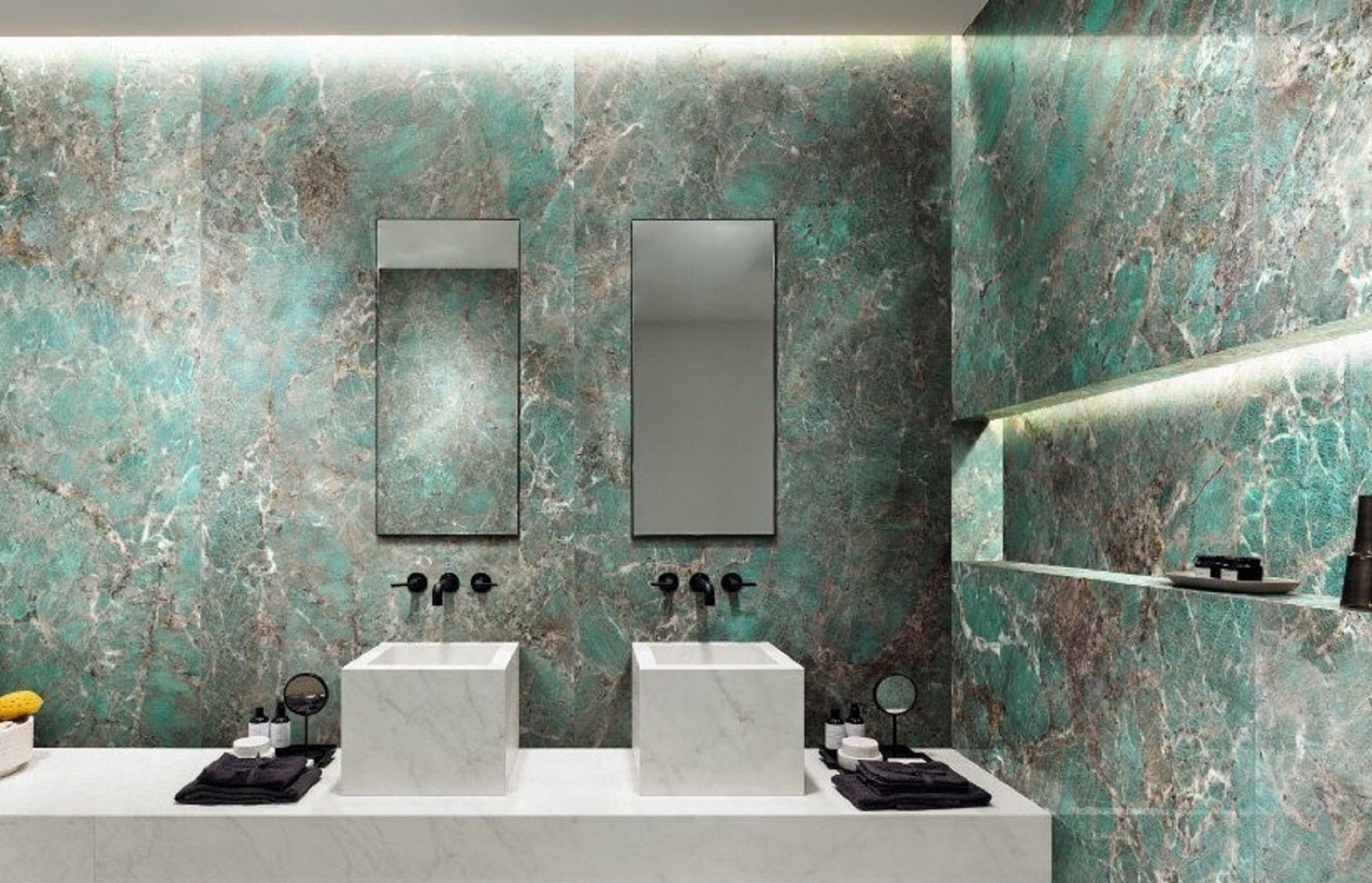 Salon łazienek Płytki Ceramiczne łazienki Gresglazura